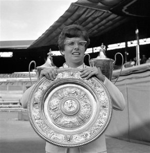 Wimbledon Billie Jean King