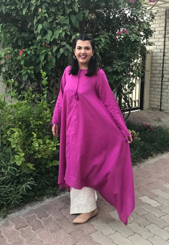 Anam in Eid 2018